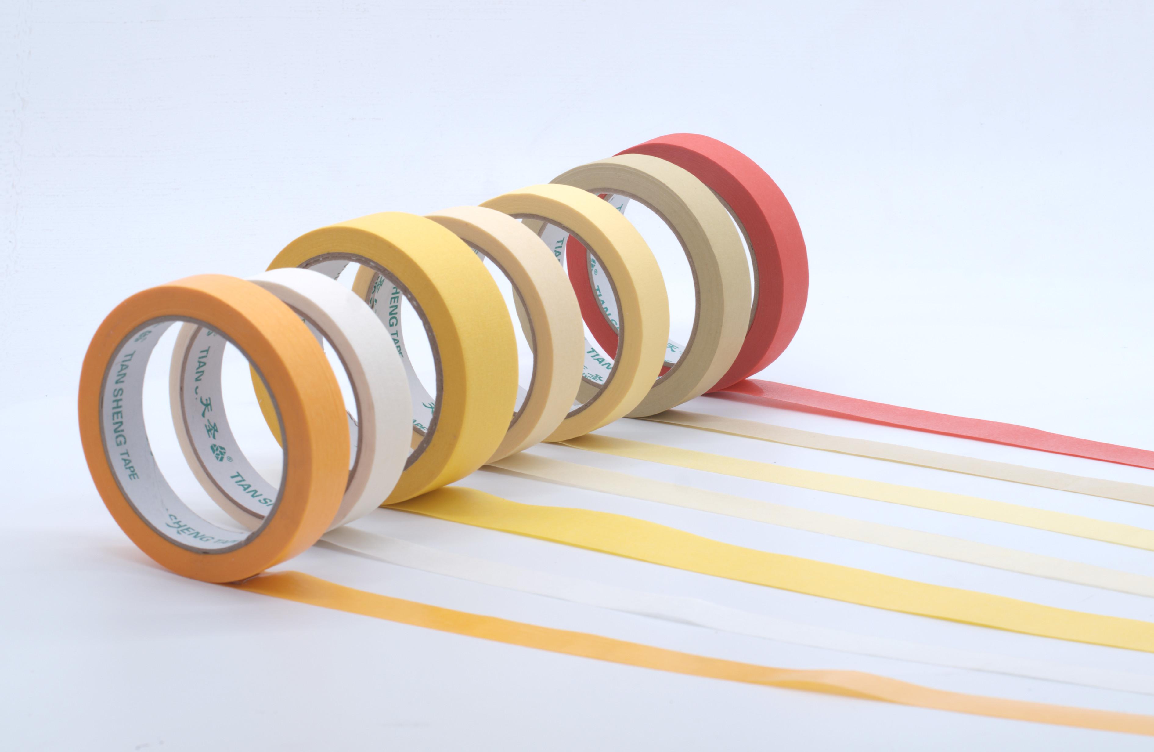 美纹纸胶带,布基胶带,双面胶带