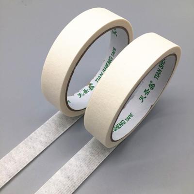 条纹白色美纹纸胶带