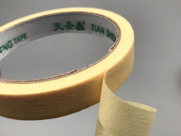 厂家带您了解苏州高温美纹纸特性[天圣胶粘]