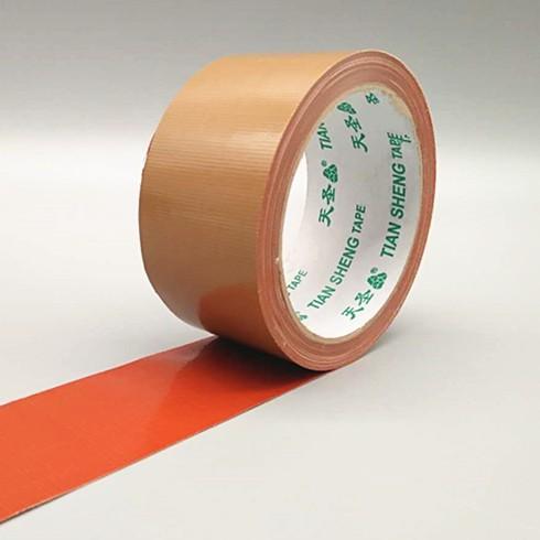红胶单面布基胶带