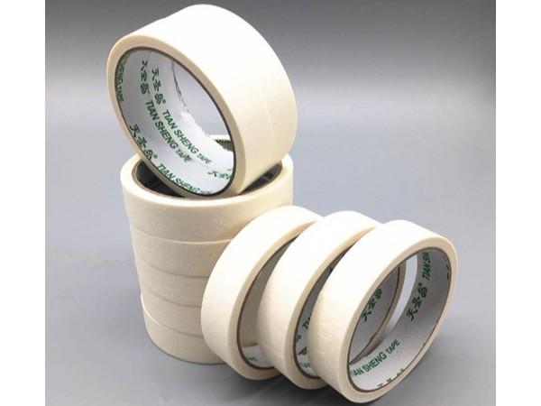 南京天圣胶带厂为顺达幕墙提供外墙美纹纸胶带