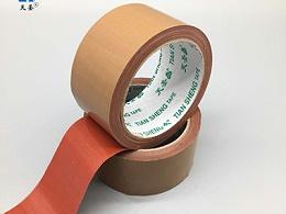 橡胶布基胶带有哪些优势-稳定之选[天圣胶粘]