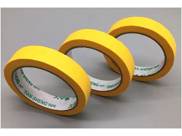 宁波美纹纸生产厂家带您了解美纹纸是怎么产生的?[天圣胶粘]
