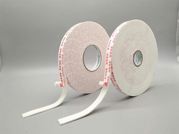 天圣浅谈棉纸双面胶带的特性